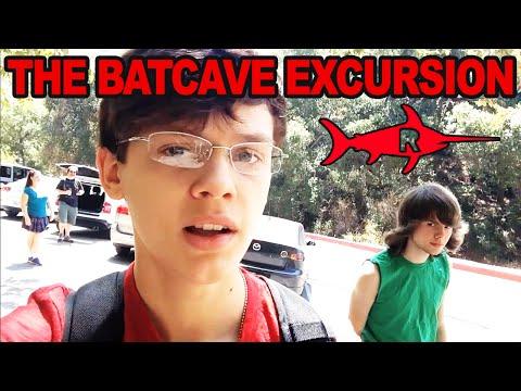 VLOG - The Batcave Excursion - Red Swordfish Studios