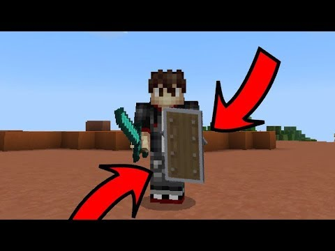 ✔️ HOW TO GET HIDDEN ITEMS IN MCPE!!!