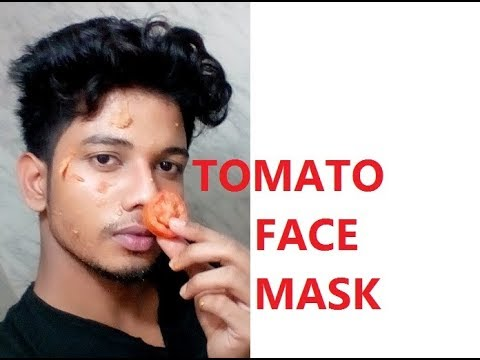 How to Use Tomato on Your Face | Tomato Face Pack | how to Make tomato Facepack at Home