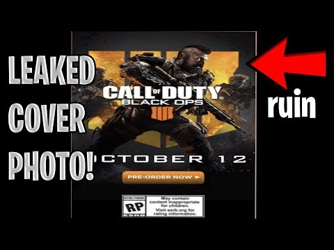 SPECIALIST COMING BACK!! NEW LEAKED COVER PHOTO FOR BO4!!!