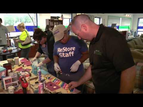 Season 1, Episode 39: DIY Coat Rack Workshop Fun