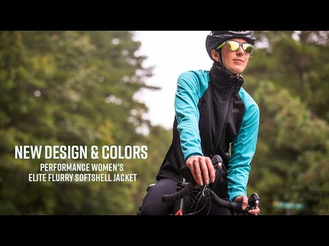 Performance Zonal and Flurry Softshell Jackets