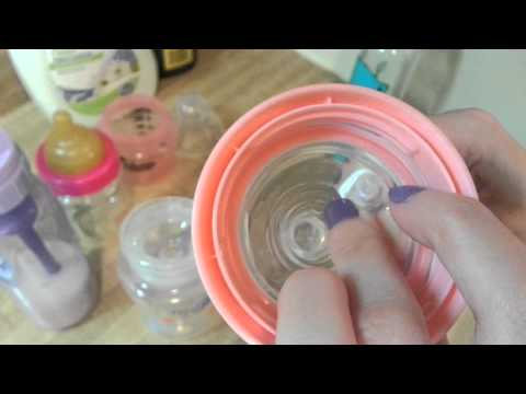How to Make a Real Baby Bottle Work for a Doll or Reborn!