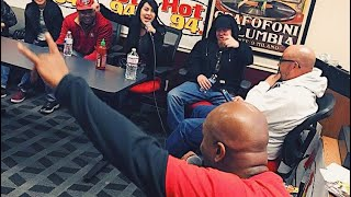 Tech N9ne Meet and Greet