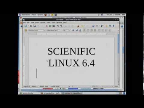 Scientific Linux 6.5