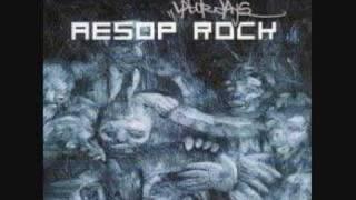 Aesop Rock- One Brick