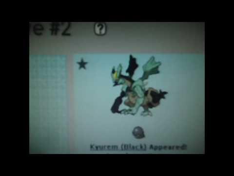 I FOUND A KYUREM (BLACK)!!!!!!!!!!!! l Pokemon Deluge l Gameplay #3