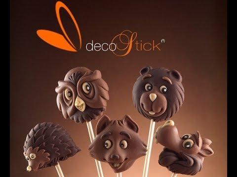 lollipop molds decoStick