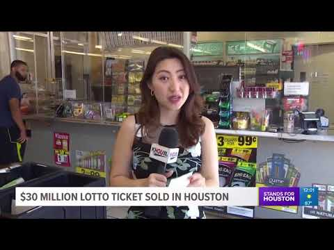 Check your tickets! There's a $30 million lotto winner in Houston
