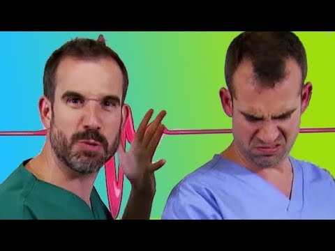 Love Operation Ouch? We talk to Dr Chris and Dr Xand!