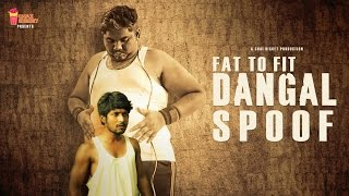 Fat To Fit Spoof Ft. Suhas & Viva Harsha | Chai Bisket