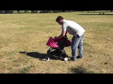 Babyzen Yoyo - A Quick Pushchair Demo in Regents Park, London