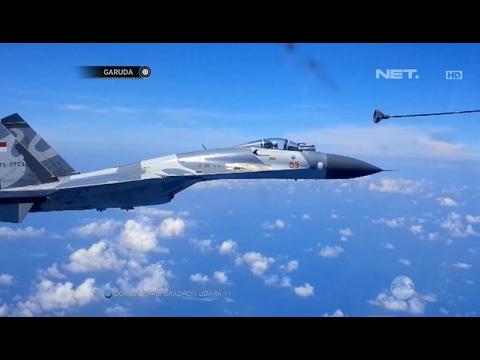 GARUDA - Skadron Udara 11 Sukhoi Penjaga Langit Nusantara