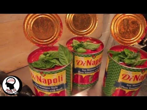 how to make tomato sauce for pizza