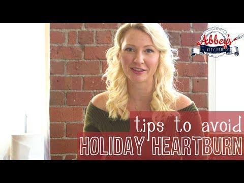 Best TIPS to Avoid Holiday Heartburn | Toilet Talk