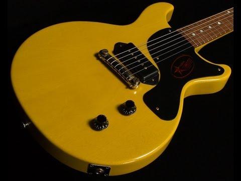 Gibson Custom Shop Historic 1958 Les Paul Junior Double Cutaway VOS  •  SN: 82704