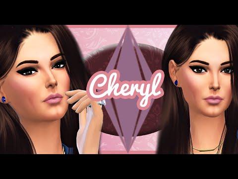 The Sims 4: Cheryl | Create A Sim/Makeover! (CAS)