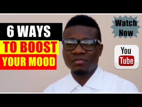 HOW TO IMPROVE YOUR MOOD | 6 Ways to boost your mood instantly. (Mr.Dynamic).