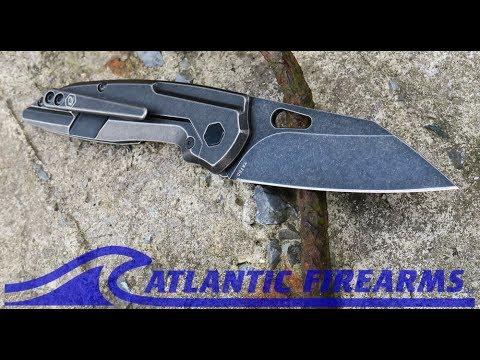BRS e-volve Minuteman Frame Lock Knife at Atlantic Firearms