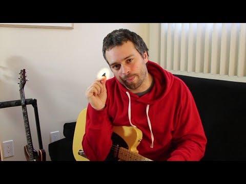 How to Play Pinch Harmonics