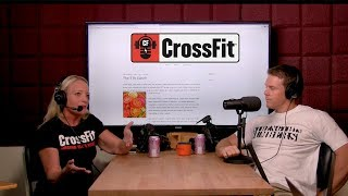 CrossFit Podcast Shorts: Battle with Food - Kai Rainey