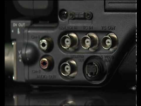 SONY-DVCAM DSR-390