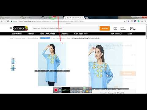 how to Add Products in Ecommerce website Full Tutorial 2018 Complete Part 2