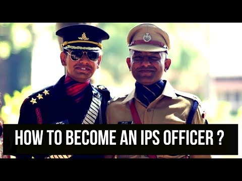 IPS OFFICER TRAINING - National Police Academy