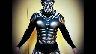 Top 25 Finn Balor(Prince Devitt) Bodypaint