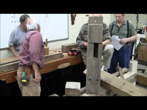 04-30-11 Timber Framing Construction by Gerry Jones and Mike Goldberg (01h54m)