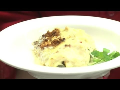 Easy Four-Cheese Vegetable Lasagna Recipe : Vegetable Dishes