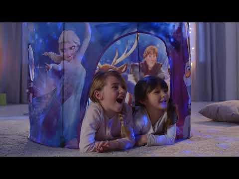 Λαμπάδα Disney Frozen My Starlight Pop-Up Σκηνή