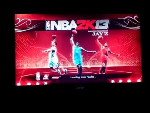 NBA 2k13 creating a legend Michael Jordan #1