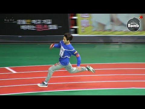 [BANGTAN BOMB] BTS (방탄소년단) a 400-meter relay race @ 2016 설특집 아육대