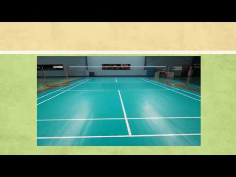 Indoor Badminton Court Shed in Chennai