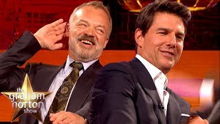 Tom Cruise Dances with Zac Efron! | The Graham Norton Show