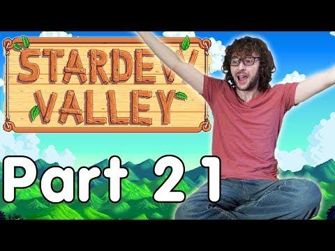Stardew Valley - Happy Days! - Part 21