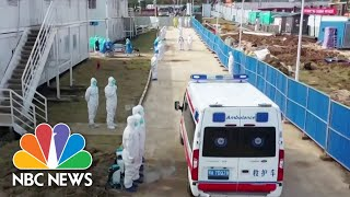 First American Dies From COVID-19 In Wuhan, China | NBC Nightly News