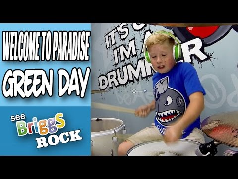 Welcome to Paradise Green Day Drum cover