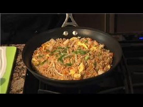 Healthy Recipes : How to Make Shrimp Fried Rice