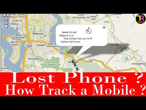 How to Track Stolen Phone ? GPS ? IMEI Tracking? How To Trace Lost Android Phone? Phone recovery ?