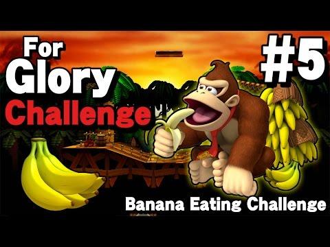 Banana Eating Challenge - For Glory Challenge #5