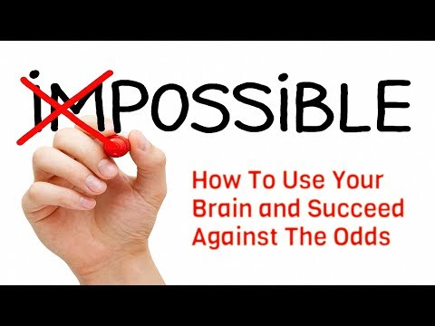 The Brain Unlocked How To Use Your Brain and Succeed Against All Odds