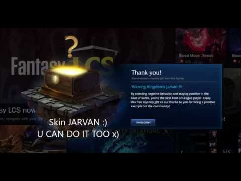How To Get Free Skins League Of legends 100% work