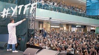 Youtube Fanfest Delhi 2019 Stage was lit 🔥