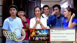 Tayang Perdana, Sinetron 'Pangeran' Duduki Rating Pertama - Waswas 12 Agustus 2015
