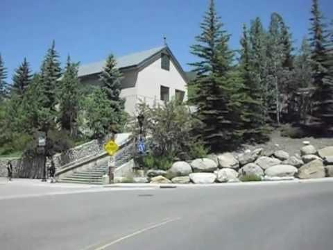A summer's drive through Vail, Colorado