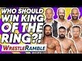Who Should WIN WWE King Of The Ring 2019? | WrestleTalk's WrestleRamble