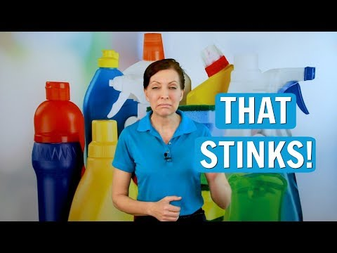 That Stinks - Cleaning Supplies That Smell Bad