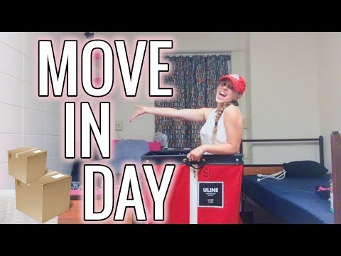 MOVE IN DAY! | The Ohio State University 2016 | VLOG
